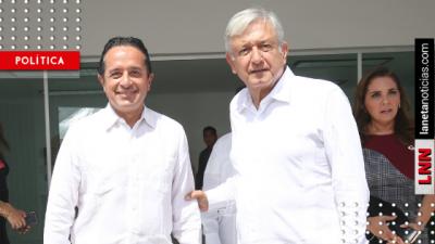 AMLO anuncia que también habrá baja de IVA e ISR en Quintana Roo