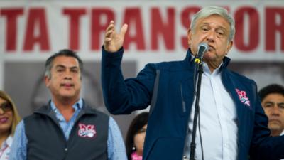 AMLO en Nuevo León: se rehabilitará refinería en Cadereyta
