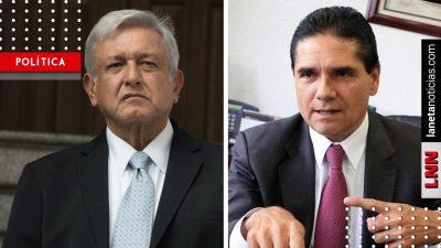 AMLO se reunirá este sábado con Silvano Aureoles, gobernador de Michoacán