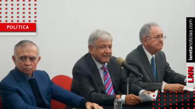 AMLO: aeropuerto en Santa Lucía generará un ahorro de casi 100 mil millones. Noticias en tiempo real