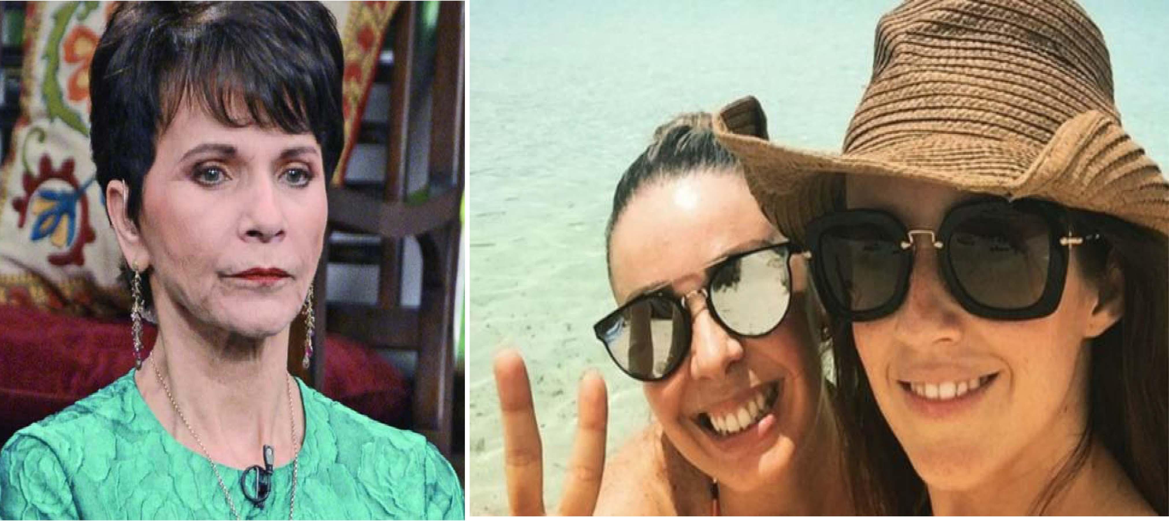 Problemas familiares: Chapoy provoca distanciamiento entre La Choco y Átala