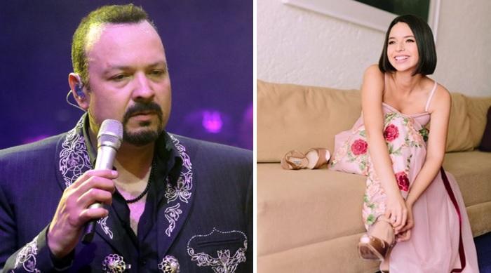 Graban A Hija De Pepe Aguilar Mientras Se Pone Vestido De Xv