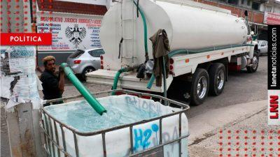 Inicia el megacorte en CDMX: ¿dónde conseguir agua o servicio de pipas?. Noticias en tiempo real