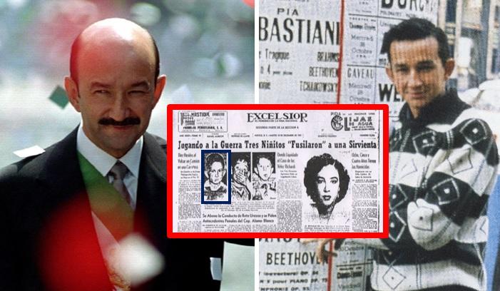 "<i>Yo la maté, soy un héroe</i>: el día que Salinas de Gortari <i>fusiló</i> a su sirvienta""/></figure>    <p>Desde 1988 se dijo que<a href="