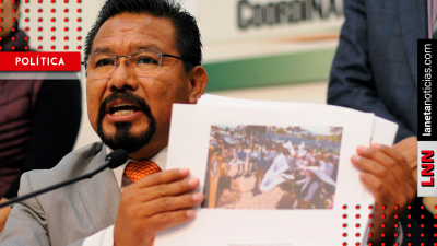 'No estoy prófugo': Diputado que mató a joven en choque aparece en San Lázaro