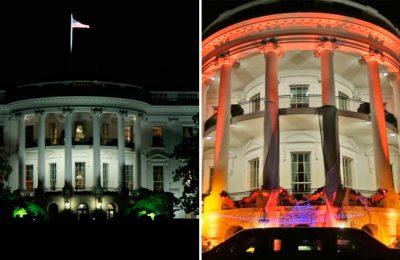 Conoce la increíble teoría que señala que la Casa Blanca está embrujada