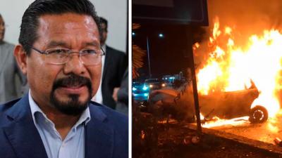 'Buscan desprestigiarme', responde diputado morenista implicado en accidente