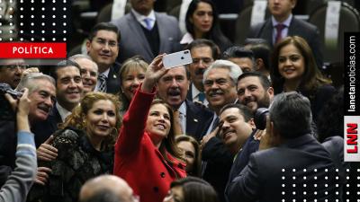 Viajes de diputados al extranjero costaron más de 55 millones a mexicanos