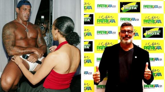 ¡De película! Actor porno será diputado en Brasil