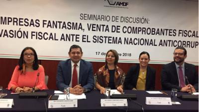 Evasión fiscal, problema estructural de las finanzas en México: Armenta