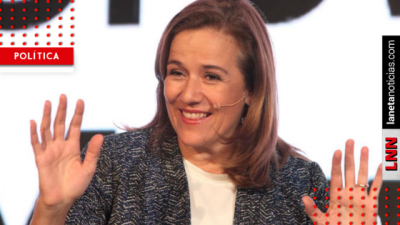 Tepjf le perdona multa de más de 300 mil pesos a Margarita Zavala