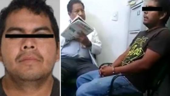 '¡Es un traidor!', dice fiscal sobre quien filtró video del Monstruo de Ecatepec
