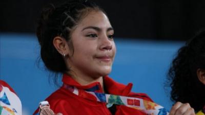 ¡Qué orgullo! Yesica Hernández gana oro histórico en Juegos Olímpicos