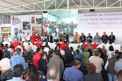 Priistas de Jalisco exigen expulsión de militantes 'corruptos y traidores'