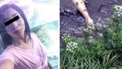 Tras ser reportada como desaparecida, hallan cuerpo de Elizabeth en canal