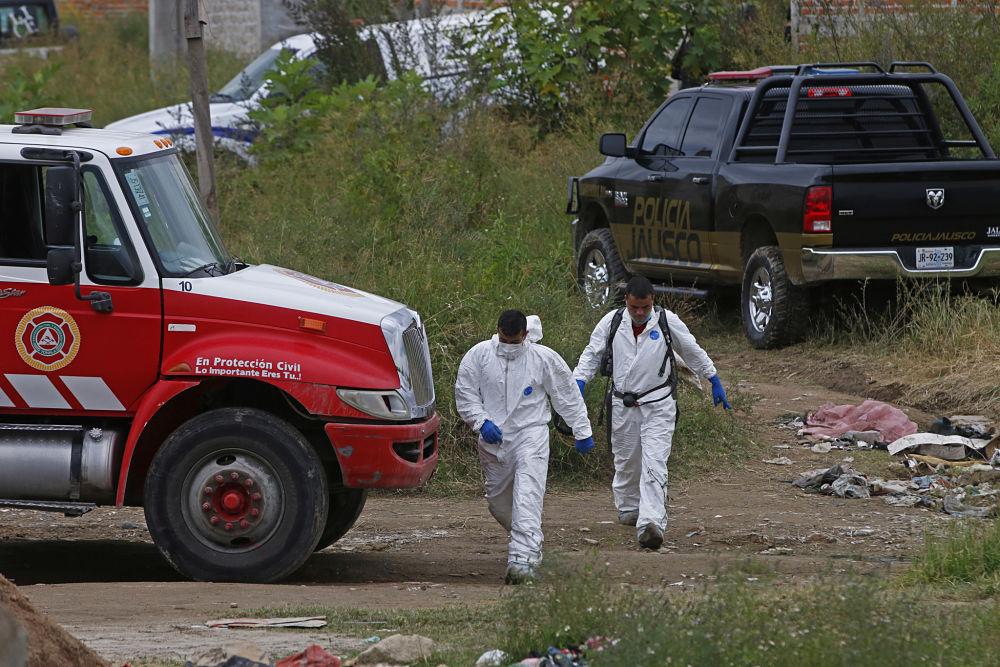 <i> País de fosas</i>: hallan cuerpos de nuevo en Tonalá, Jalisco