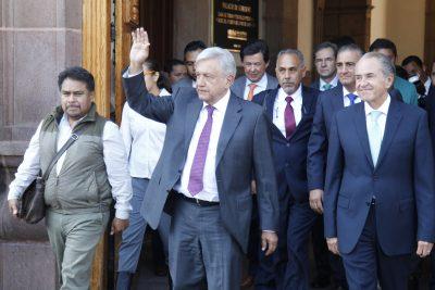 AMLO da a conocer plan estatal con el que trabajará Michoacán
