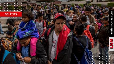 México no aceptó contener migrantes, el país los protegerá: SRE