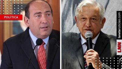Moreira pide a AMLO bajar IVA en frontera; reprochan que no actuó así como gober