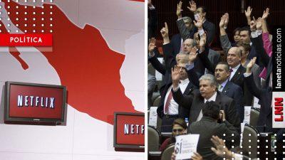 Diputados solicitarán a Netflix que incluya 30% de producciones mexicanas