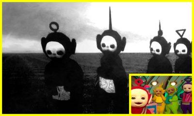 <i>¿Aterrador?</i> Revelan rostros de los actores que dieron vida a los Teletubbies (FOTOS)