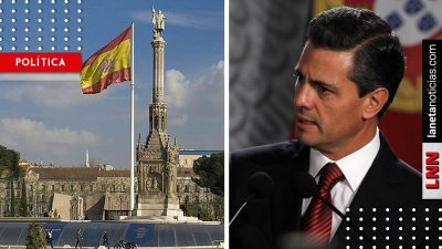Afirman que Peña Nieto haría las maletas para irse a vivir a España por un año