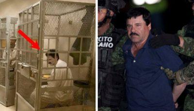 Revelan escalofriantes detalles de cómo vive El Chapo en prisión
