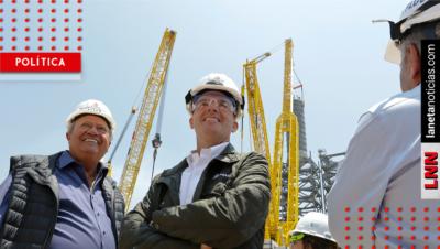 Por reforma energética, refinación y producción de crudo disminuyó: Padierna