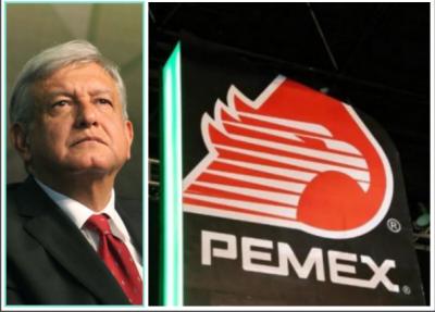 Equipo de AMLO analiza que Pemex cotice en la bolsa