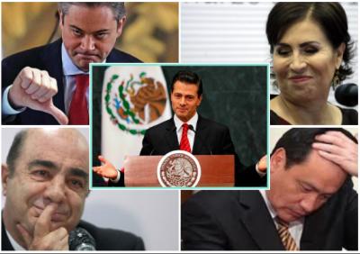 Las 6 frases más estúpidas del gabinete de Peña