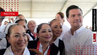 Peña gastó 3.7 millones diarios en publicidad de sector salud…¡sin resultados!