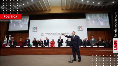 Ya ni los priistas quieren PRI: Zamora, nuevo secretario, sí fue candidato único