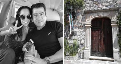 Cierran puertas de hotel y restaurante del novio de Sharis Cid tras tragedia