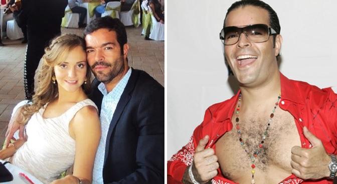 <i>¡Por perro!</i> Pablo Montero paga millonada a su esposa por infidelidades
