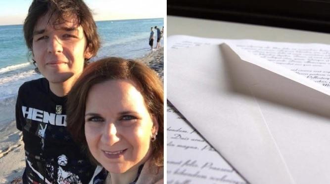 <i>Vuela libre, vuela en paz</i>: la desgarradora carta de la madre de José Andrés
