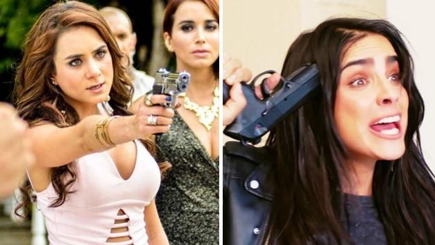 Televisa pisa los talones a Rosario Tijeras con producción extranjera