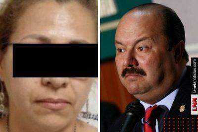 Fiscalía vincula a proceso a compinche de César Duarte