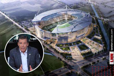 Van tras Márquez por mover presunto moche de 90 millones con predio para estadio