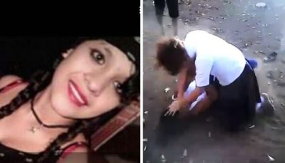 Estremece intento de suicidio de quinceañera que mató a joven a golpes