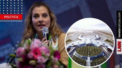 'Estaremos muertos': el épico tuit de Gutiérrez Müller ante críticas por Naicm