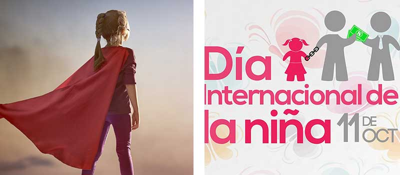 ¿Conoces la triste historia detrás del Día Internacional de la Niña?