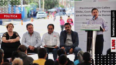 José Rosas Aispuro sostendrá encuentro con AMLO en Durango