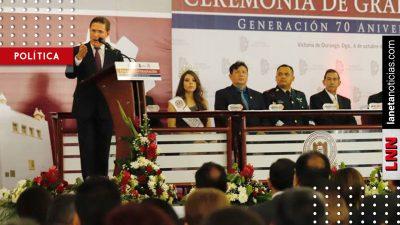 Durango aumenta expectativas de desarrollo gracias a su conectividad: José Rosas Aispuro