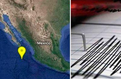 Alerta: se registran dos sismos en las costas del Pacífico mexicano