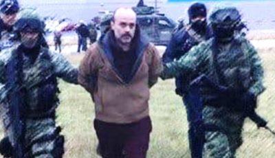 Cae El Panilo, líder del Cártel del Golfo en Reynosa