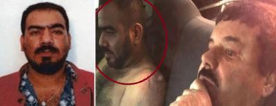 ¿Quién es y qué se sabe del capo capturado junto al Chapo Guzmán?