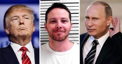 William Allen III, el exmilitar que intentó matar a Trump y Putin