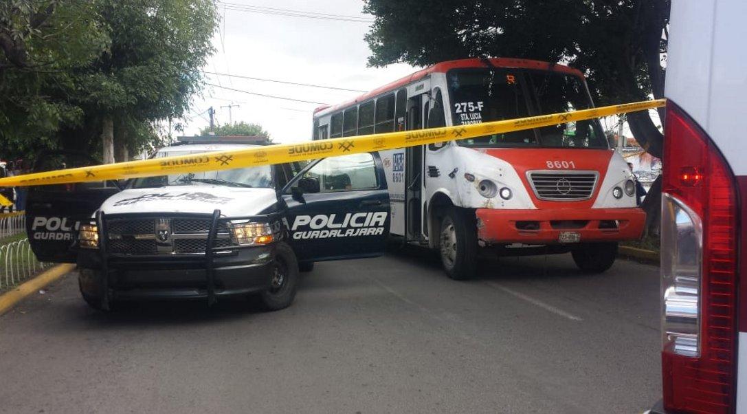 Confirman responsabilidad de chofer por muerte de estudiante de la UdeG