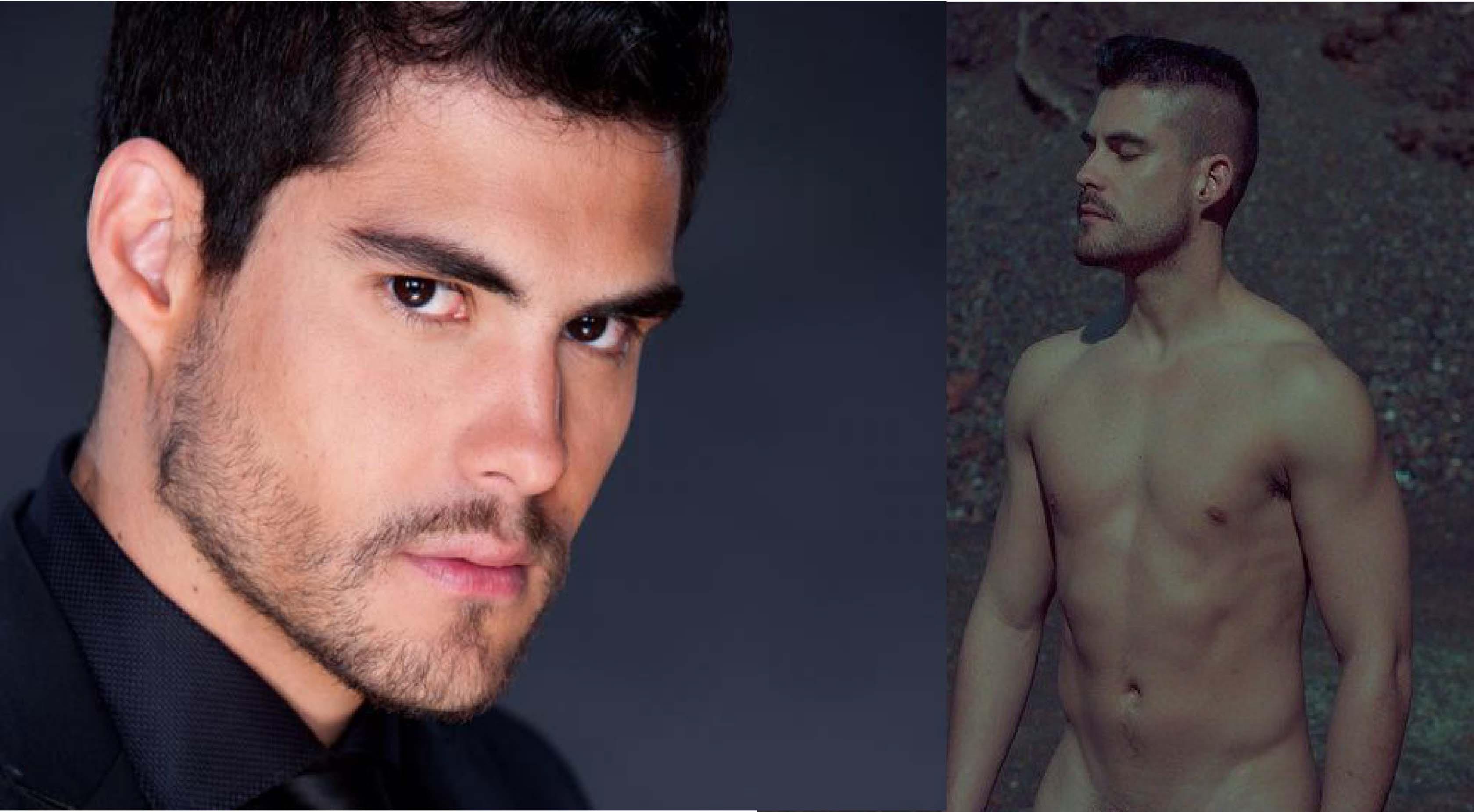Exponen virilidad de Erik Díaz, galán de Televisa al desnudo (FOTO)