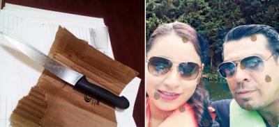 <i>Amores que matan:</i> Ana perdió la vida entre un cuchillo y un ramo de rosas (FOTO)